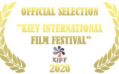 キエフ国際映画祭のオフィシャルセレクションにノミネート!