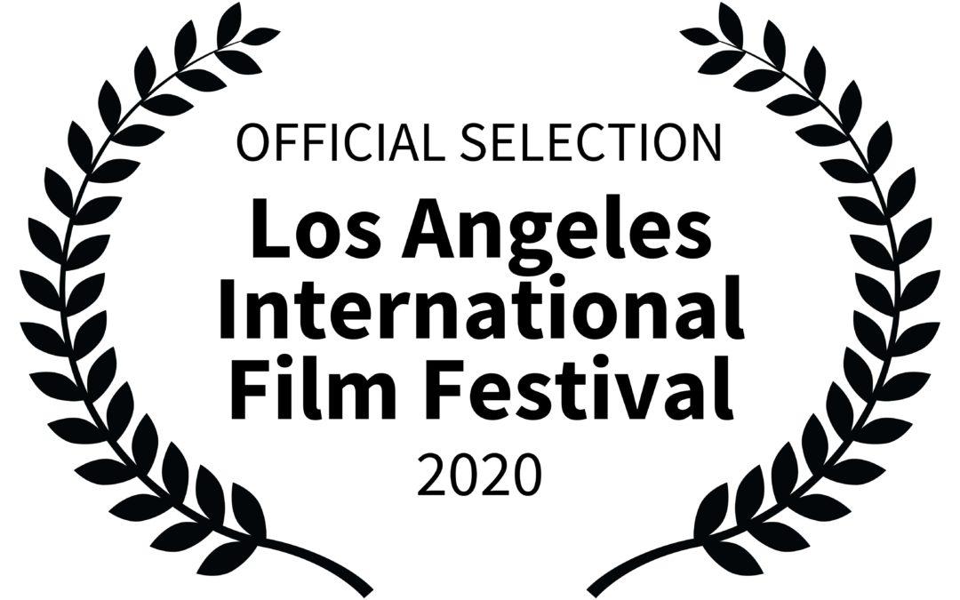 LAIFF ロサンゼルス国際映画祭にスティールアンジー がノミネートされました。